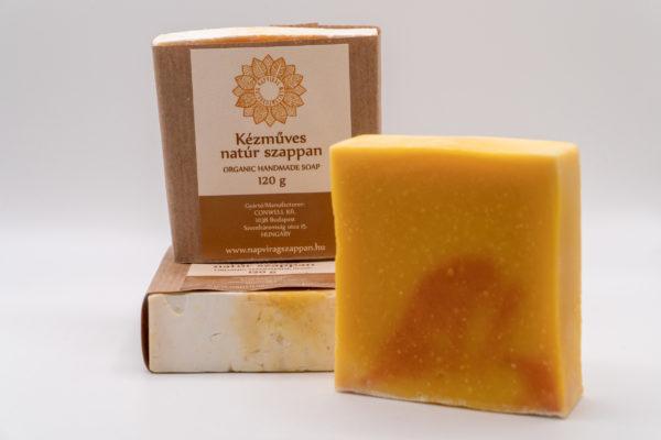 Narancs szappan