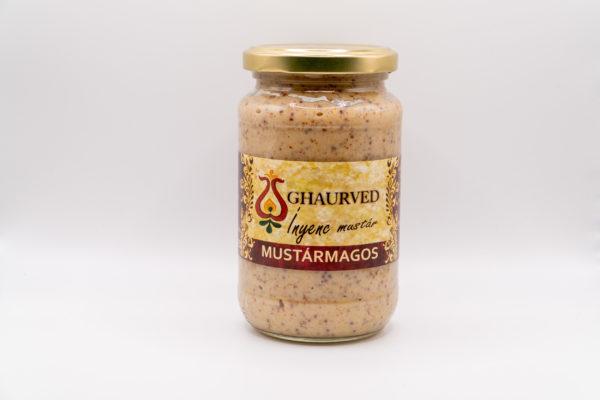 Mustármagos mustár