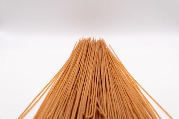 Teljes kiőrlésű spagetti