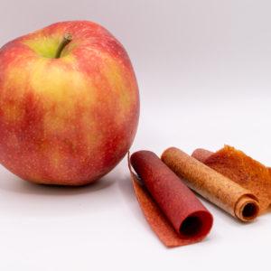 aszalt gyümölcslap