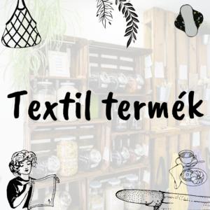 Textil termék